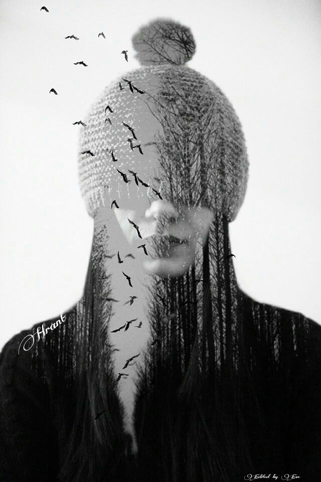 @hrantkhachatryan  my edited to you hope you like it  #freetoedit #photography #blackandwhite #people  #potrait