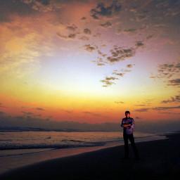 faraway strobist modernaivazovsky twillight beach