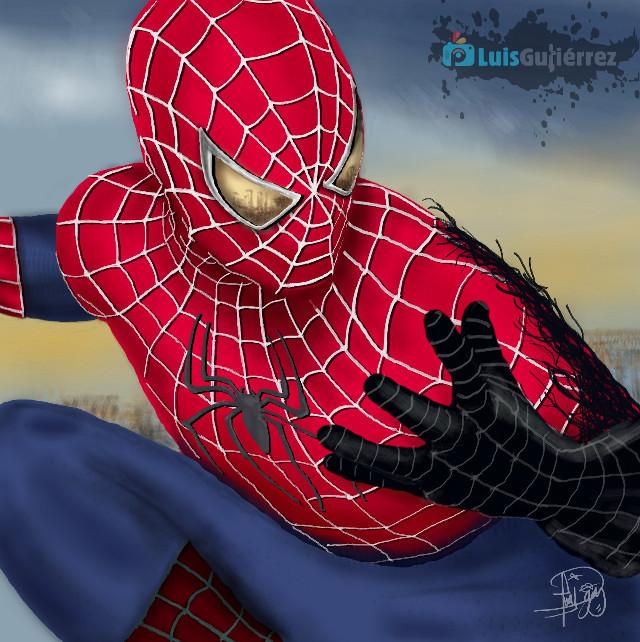 #wdphands #digitalDrawing #spiderman