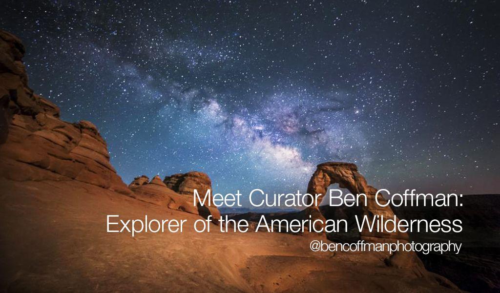 American wilderness photographer