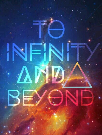 To Infinity And Beyond Quotes Sayings Wordart Space G