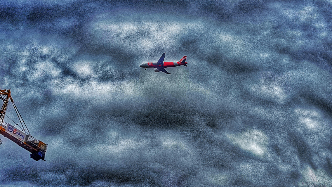 Cloud sky #plane#clouds#sky #skycapture #sky_lover #love#me #photooftheday