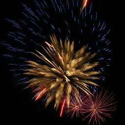 fireworks nofilter