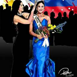 missuniverse missphilippines victory confident beauty