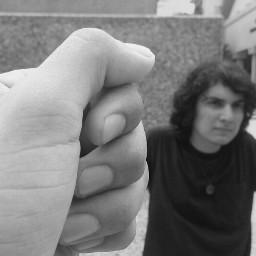 blackandwhite hand pov photography