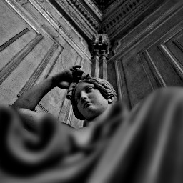 photography photographer sculpture statue woman