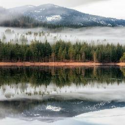 lake reflection nikonphotography