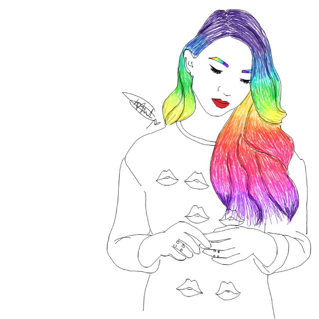 #japan #interesting #art #beach #birthday #california #california #italy #nature #photography #sky #summer #colors #color #rainbow #rowanblanchard #rowan #hair #mine #outline #drawing #givecredit #freetoedit #lips #red #blue #purple #yellow #green #orange #pink #hands #okay #like