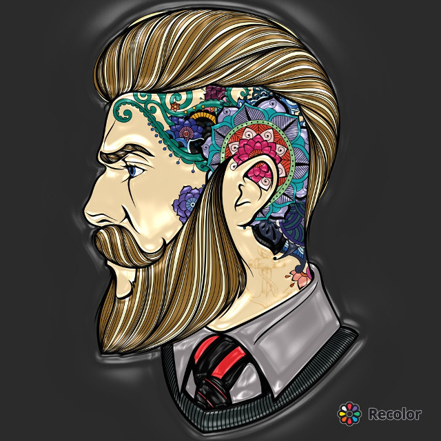 Bearded men are awesome #beards #men #awesome
