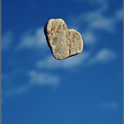 brightbackground freetoedit photography heart sky