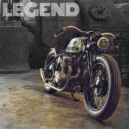 legendary bikes