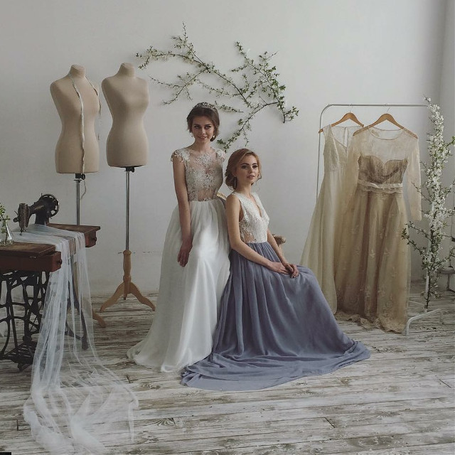 #mydress #bride #weddingdress #beauty #flower #love
