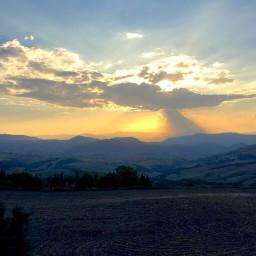 freetoedit sunset nature